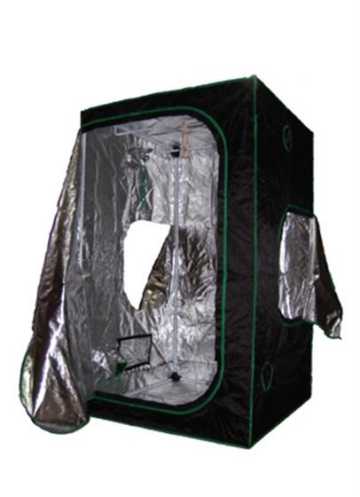 greenbud growbox growzelt xl grow zelt 120x120x200 mylar. Black Bedroom Furniture Sets. Home Design Ideas
